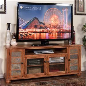 """Sunny Designs Sedona 72"""" TV Console"""