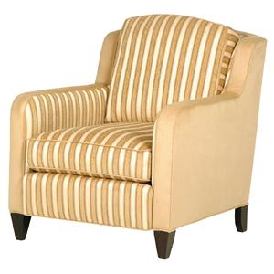 Taylor King Kings Road Ziggy Arm Chair