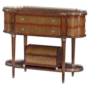 Theodore Alexander Essential TA Mahogany Console Table