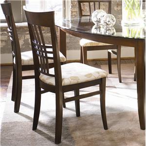 Thomasville® Color Café - Custom Dining <B>Customizable</B> Side Chair