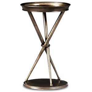 Thomasville® Spellbound Metal Chairside Table