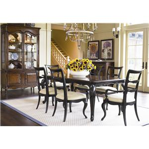 Thomasville® Vintage Chateau Seven Piece Dining Set