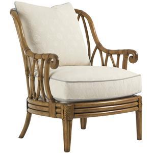 Tommy Bahama Home Beach House Ocean Breeze Chair