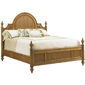 Tommy Bahama Home Beach House Queen Belle Isle Bed