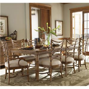 Tommy Bahama Home Beach House 9 Piece Set