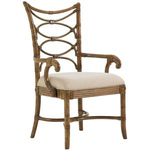 Tommy Bahama Home Beach House <b>Quick Ship</b> Sanibel Arm Chair