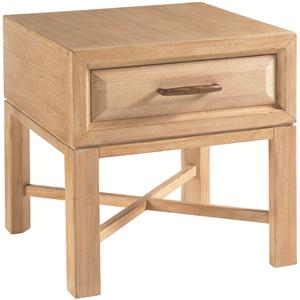 Tommy Bahama Home Road To Canberra St. Kilda Lamp Table