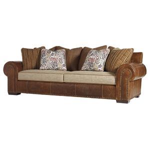 Tommy Bahama Home Road To Canberra Ellerston Sofa