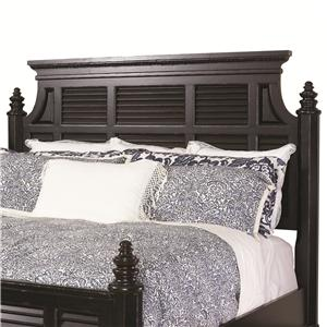 Tommy Bahama Home Kingstown Queen Malabar Panel Headboard