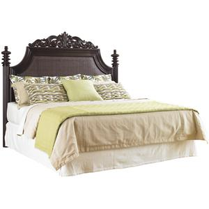 Tommy Bahama Home Royal Kahala Queen Harbour Point Headboard