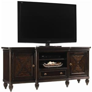 Tommy Bahama Home Royal Kahala Maui Entertainment Console