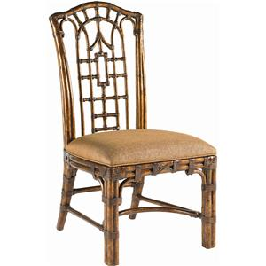 Tommy Bahama Home Royal Kahala Customizable Pacific Rim Side Chair