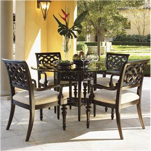 Tommy Bahama Home Royal Kahala 5 Piece Set