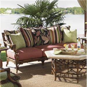 Tommy Bahama Outdoor Living Island Estate Veranda Outdoor Scatterback Sofa