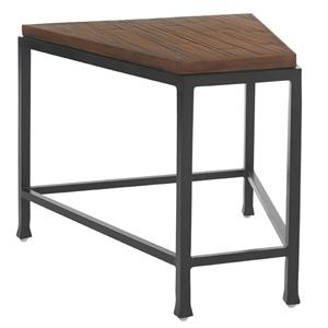 Tommy Bahama Outdoor Living Ocean Club Pacifica Wedge Top Accent Table