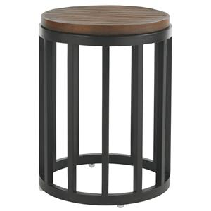 Tommy Bahama Outdoor Living Ocean Club Pacifica Weatherstone Round Accent Table