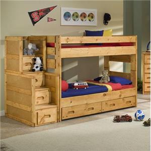 Bunkhouse 4000 By Trendwood Conlin S Furniture