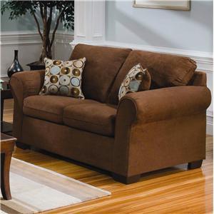 United Furniture Industries 1640 Loveseat