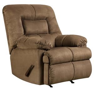 United Furniture Industries 282 Casual Rocker Recliner