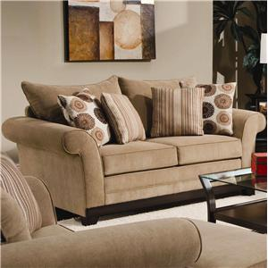 United Furniture Industries 3051 Love Seat