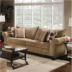 United Furniture Industries 3051 Sofa