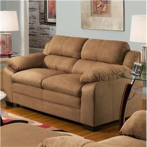 United Furniture Industries 5068 Loveseat