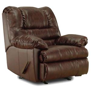 United Furniture Industries 6152 Rocker Recliner