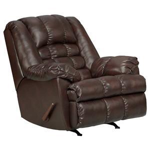 United Furniture Industries 6159 Big Man's Rocker Recliner