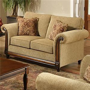 United Furniture Industries 8003 Love Seat