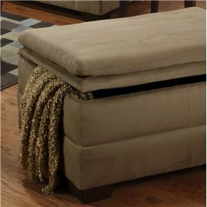 United Furniture Industries 6565 Ottoman