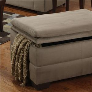 United Furniture Industries 6565 Ottoman
