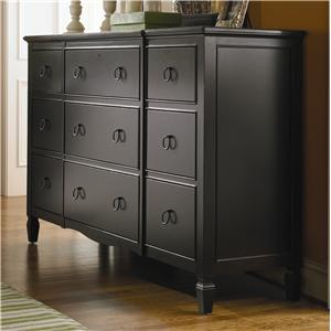 Universal Summer Hill 9 Drawer Dresser
