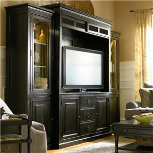 Universal Summer Hill Entertainment Wall Unit