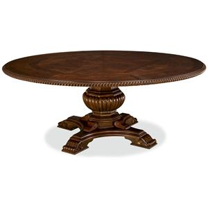 "Universal Villa Cortina Round 58"" Dining Table"