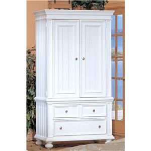 Winners Only Cape Cod  Armoire