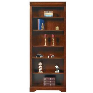 "Winners Only Country Cherry 32"" Open Bookcase"