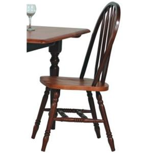 Winners Only Farmhouse Arrowback Side Chair