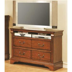 Winners Only Renaissance Two Drawer TV Chest