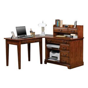 Winners Only Zahara L Shaped Desk