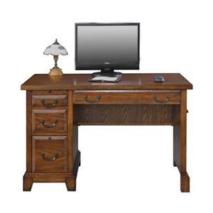 Winners Only Zahara Single Pedestal Desk