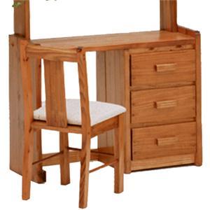 Woodcrest Heartland BR Desk