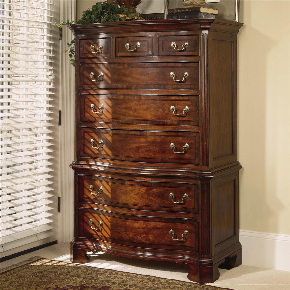 Drawer dresser chest by american drew wolf and