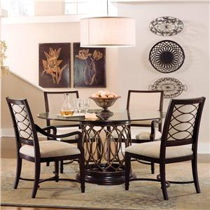 A R T Furniture Inc Intrigue Rectangular Dining Table