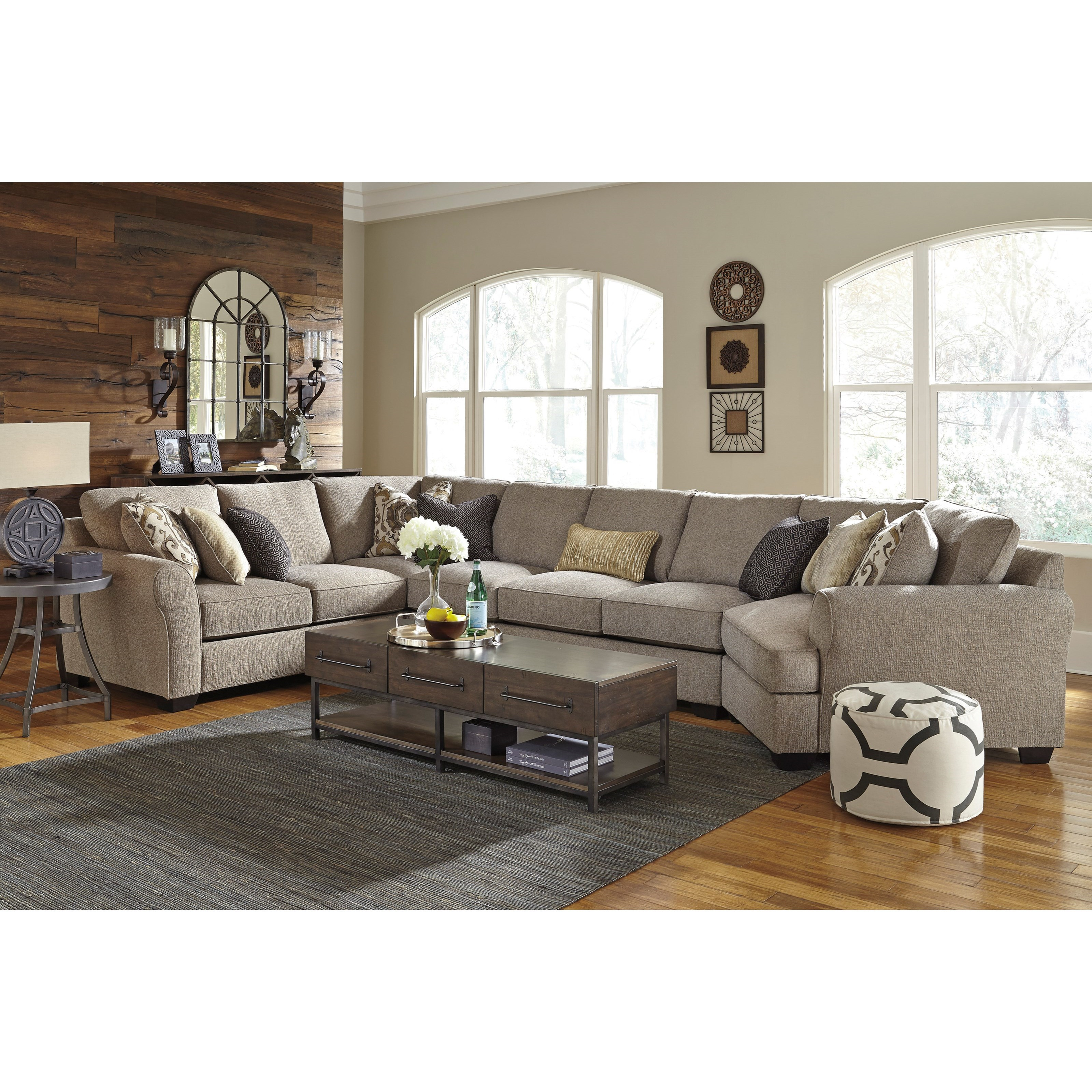 Benchcraft furniture website 100 sofa with cuddler city for Affordable modern furniture new york city