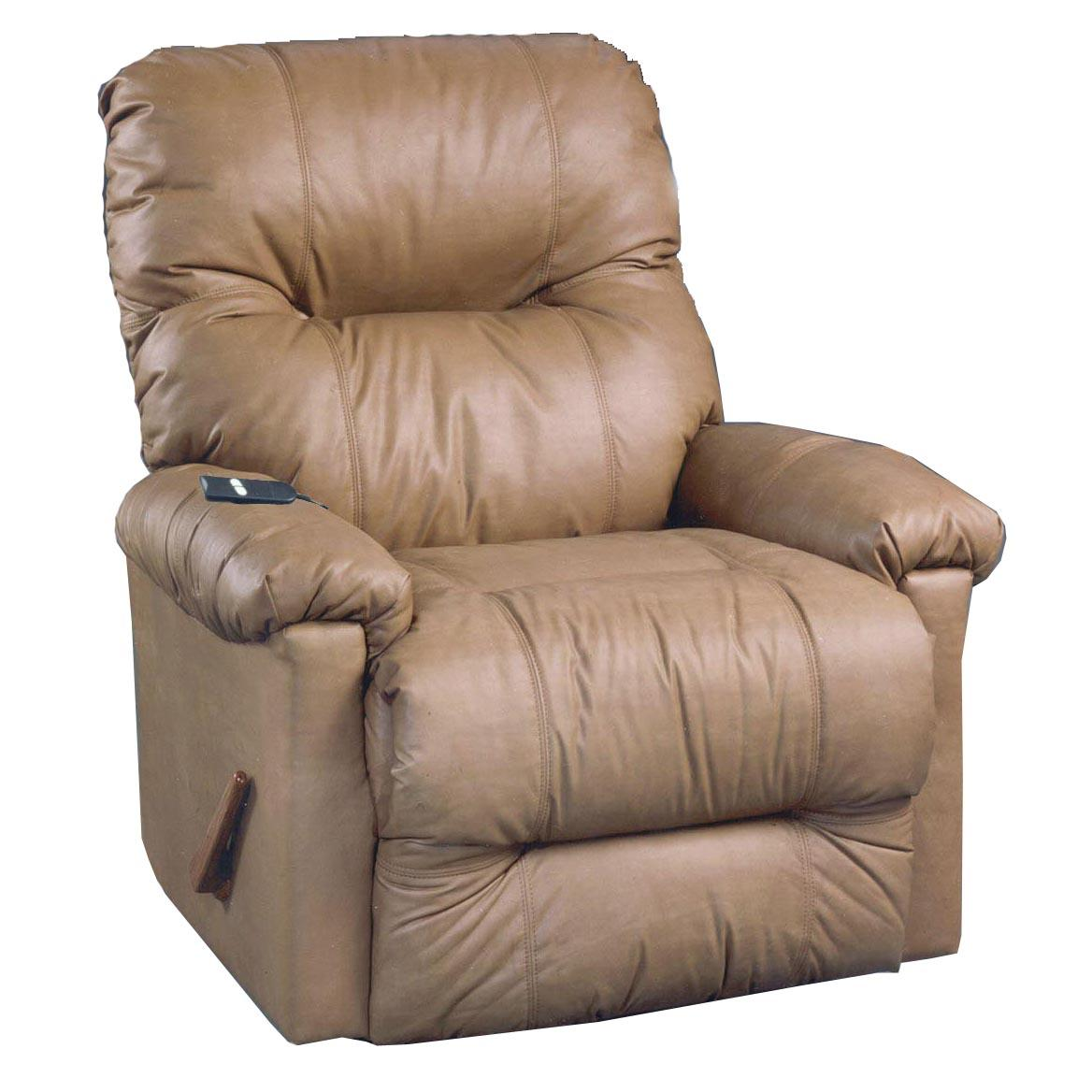 Wynette Power Rocking Reclining Chair by Best Home
