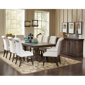 Coaster find a local furniture store with coaster fine for Casual formal dining room