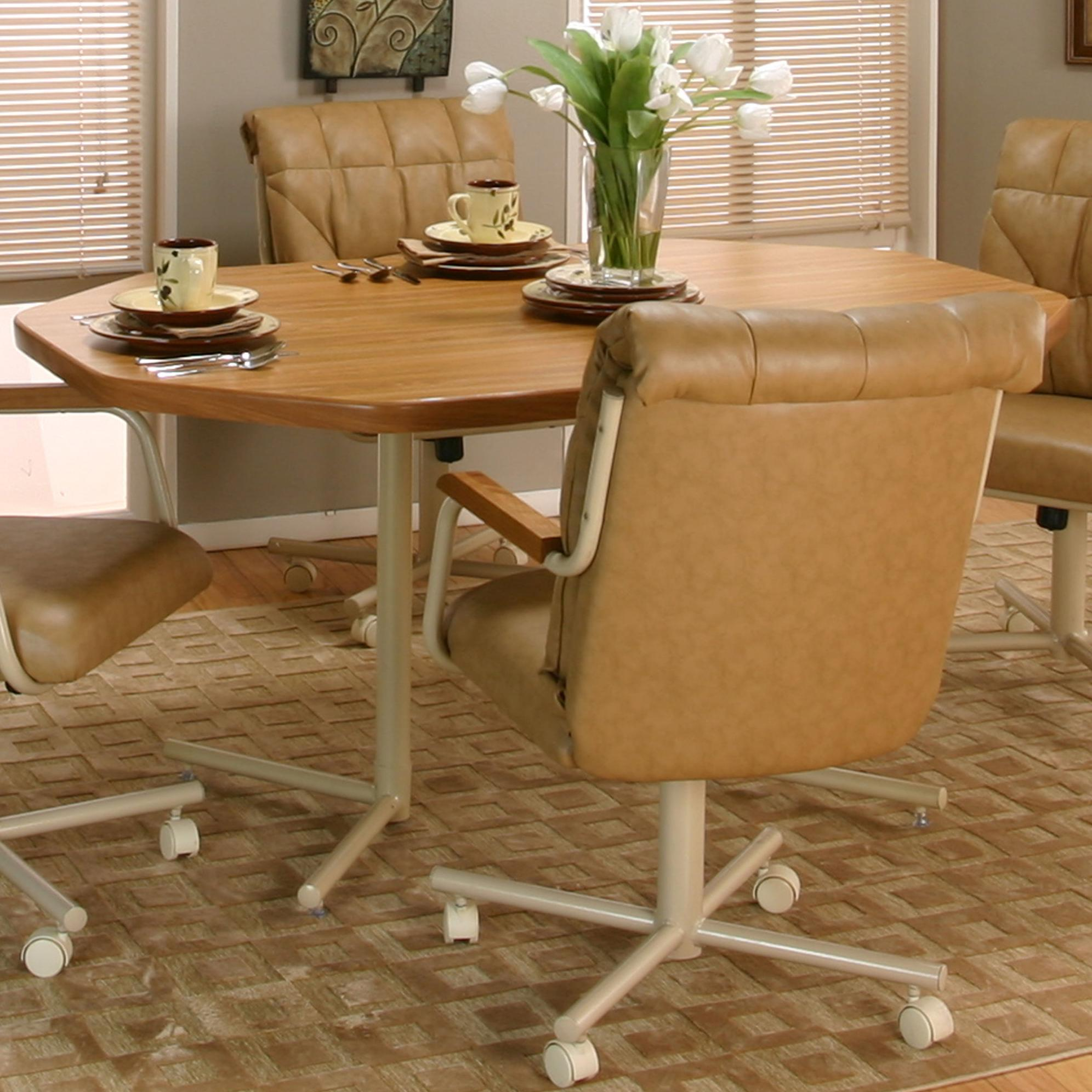 Popular Octagon Dining Table by Cramco, Inc | Wolf and Gardiner Wolf Furniture BD31