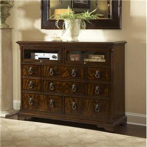 drawer entertainment dresser by fine furniture design contact us for