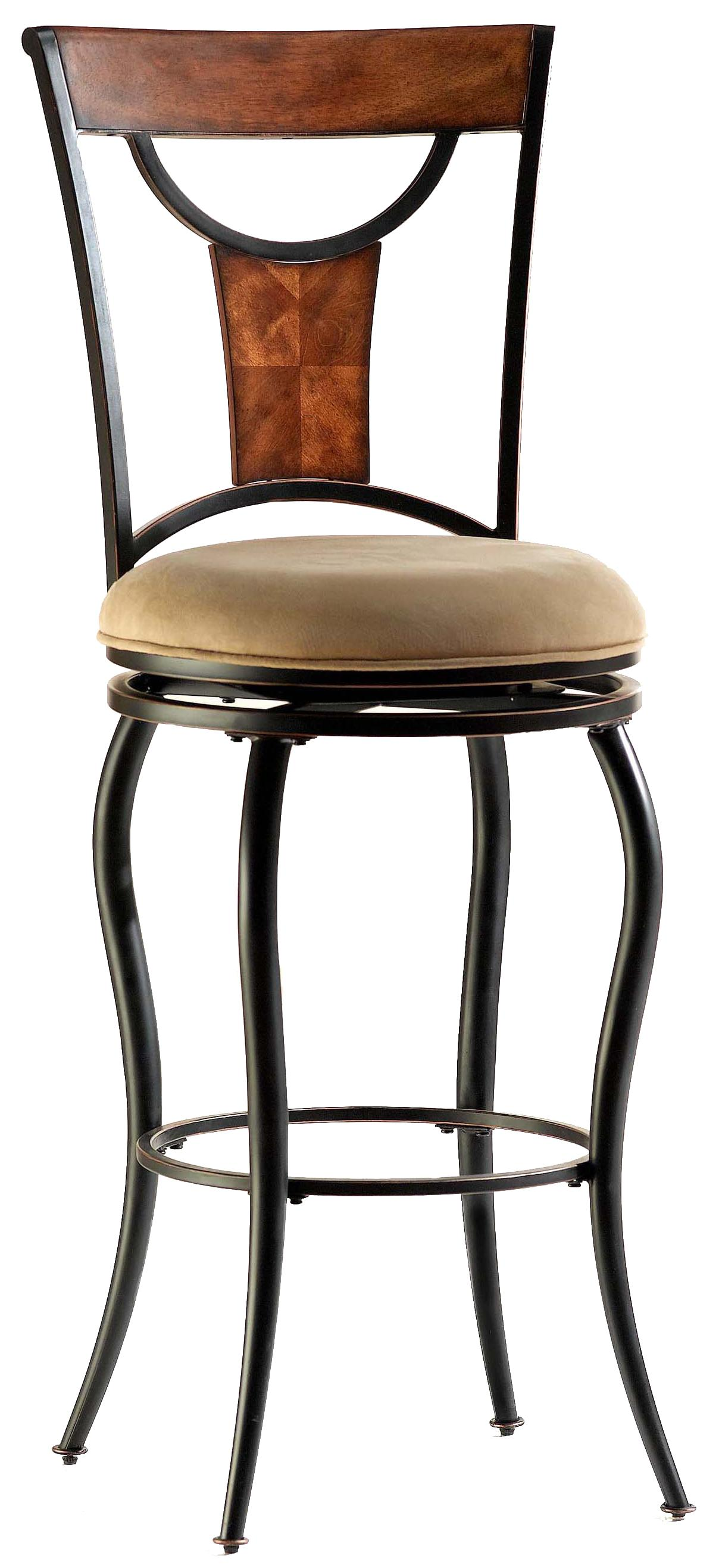 26 Quot Counter Height Pacifico Stool By Hillsdale Wolf And
