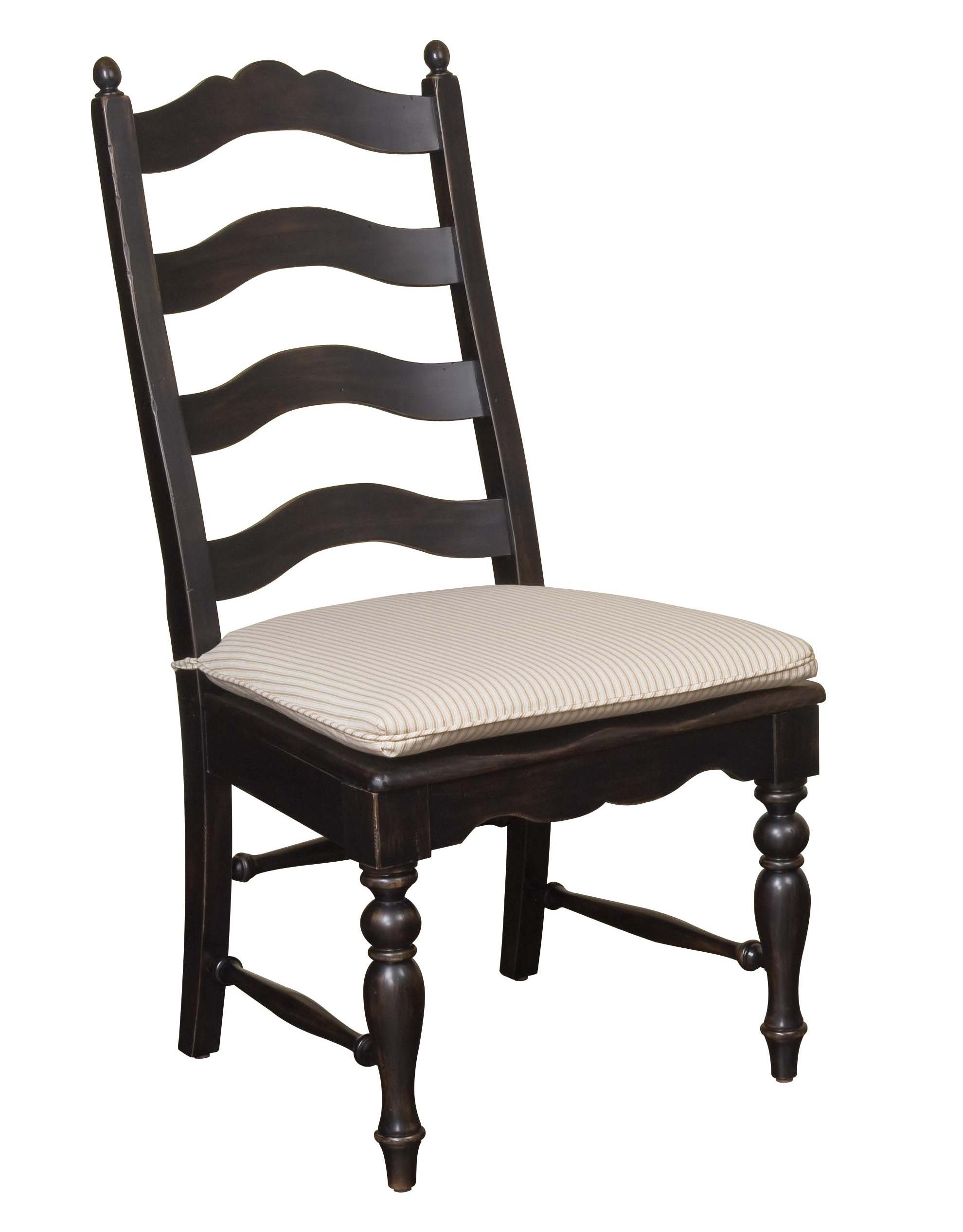 Very Impressive portraiture of Ladder Back Chairs. Rush Seats With Upholstered Seat Cushions And  with #756556 color and 1980x2532 pixels